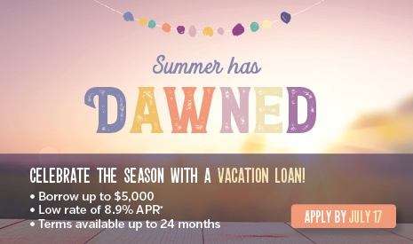 Vacation Loan – Up to $5,000!